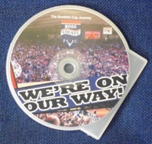 "Picture of DVD - Scottish Cup 2010 ""We're On Our Way"""