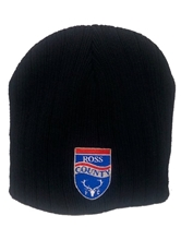 Picture of Ribbed Navy Beanie