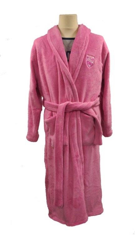 Ross County FC Club Shop. Pink Dressing Gown