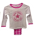 Picture of Kids Pyjamas (Pink & Grey)