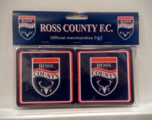 Picture of Coasters with club crest