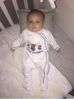Picture of Baby Sleepsuit
