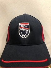 Picture of Baseball Cap - Navy & Red