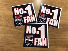 Picture of Ross County FC Number One Fan Card