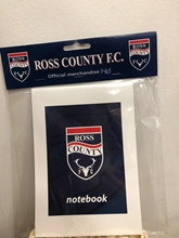 Picture of RCFC Notebook (with Club Crest)