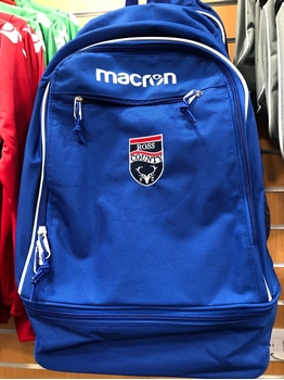Picture of Macron Royal Blue Backpack with RCFC Crest