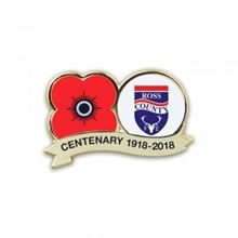 Picture of RCFC Poppy Pin Badge