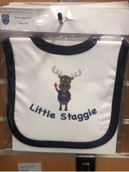 Picture of Baby Bib (Blue)