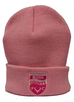 Picture of Pink Beanie Hat
