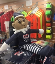 Picture of RCFC Elf on the Shelf