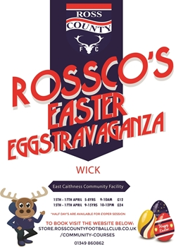 Picture of Wick - Easter Eggstravaganza 2019