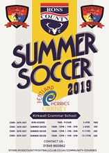 Picture of ORKNEY - SUMMER SOCCER PROGRAMME 2019