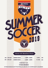 Picture of THURSO - SUMMER SOCCER PROGRAMME 2019