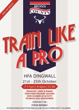 Picture of Train Like a Pro Dingwall 7-11 years