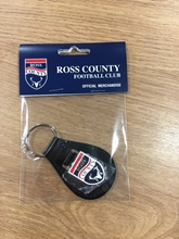 Picture of Keyring - Leather Fob