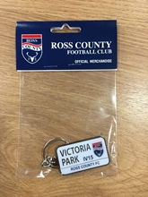 Picture of Keyring - Victoria Park