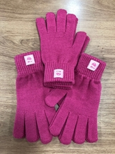 Picture of Pink Knitted Gloves (Adult)