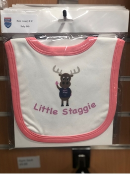 Picture of Baby Bib (Pink)