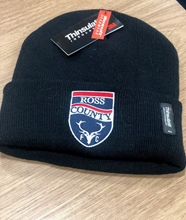Picture of Black Beanie Hat with Club Crest