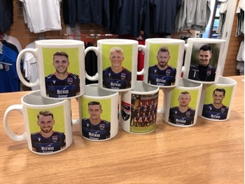 Picture of Player Mugs 2019/20