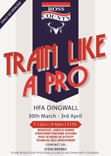 Picture of Train Like a Pro - HFA Dingwall 7-12 years