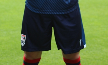 Picture of Youth Replica Home Shorts 2020/21