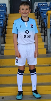 Picture of Youth Replica Away Kit Bundle