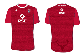Picture of Youth Limited Edition Replica 'Staggies Army' Shirt