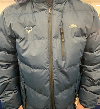 Picture of XL Navy Trespass Jacket