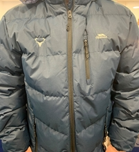 Picture of L Navy Trespass Jacket