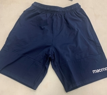 Picture of L Danube Black Training Shorts