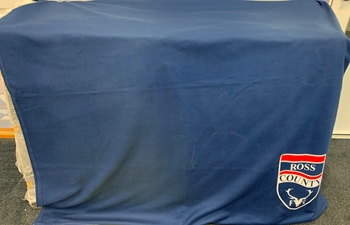 Picture of RCFC Blanket