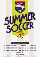 Picture of Summer Soccer - Stornoway