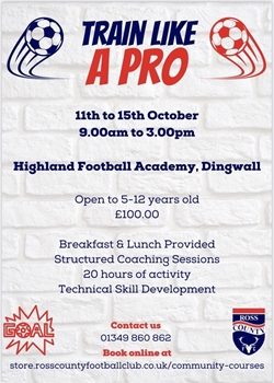 Picture of Train Like a Pro - HFA Dingwall